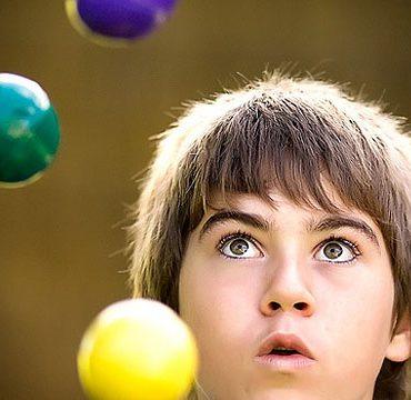 Мастер-класс «Жонглирование»
