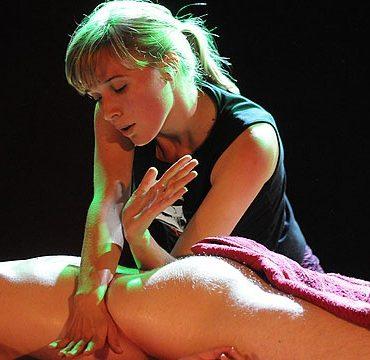 Мастер-класс «Восточные техники массажа»